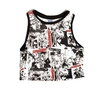 Musculosa Crop Anime