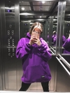 Buzo Oversize Purple Haze