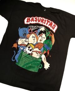 REMERA BASURITAS en internet