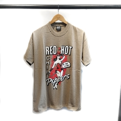 Remera RHCP In the flesh
