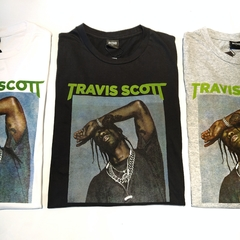 Remeron Travis Oversize (Blanco)
