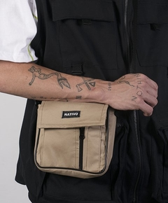 Minibag Nativo Beige