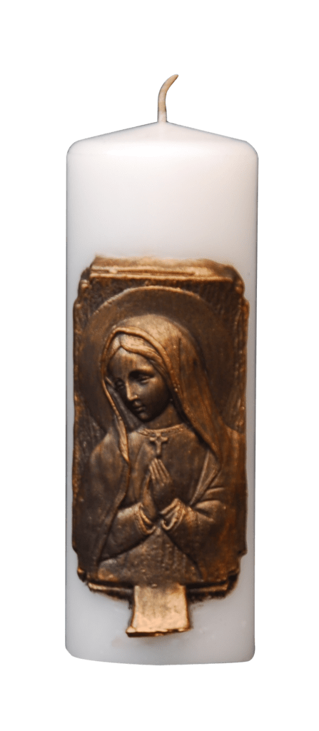 VELON RELIEVE 7X20 VIRGEN