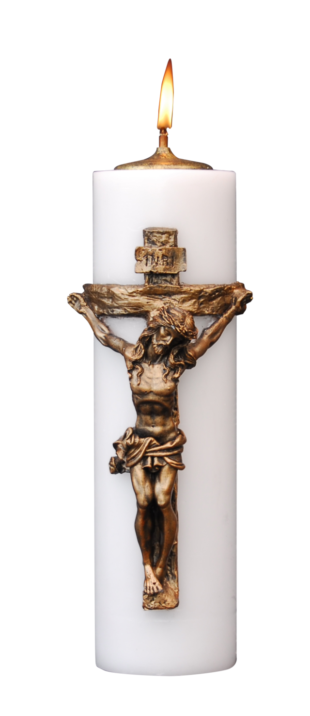 VELON MECHERO CRISTO 11X38