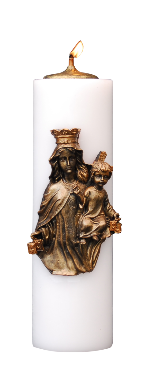 VELON MECHERO VIRGEN DEL CARMEN 11X38
