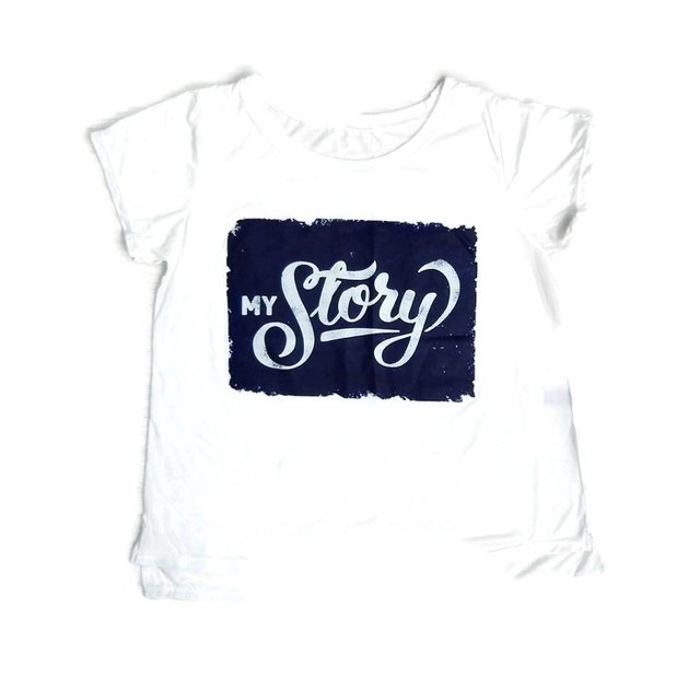 Remera batik My Story - Choose