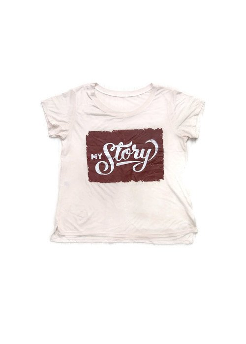 Remera batik My Story en internet