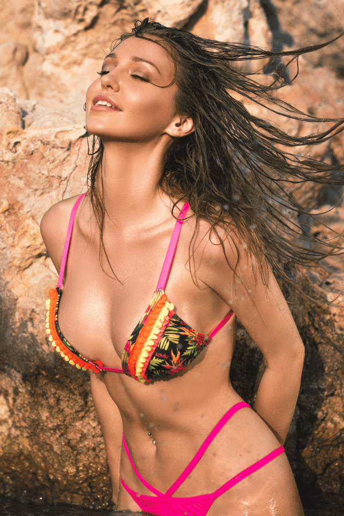 Top Mykonos - Fluor Jungle - comprar online