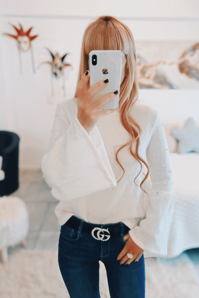Sweater Olivia [Off-White]