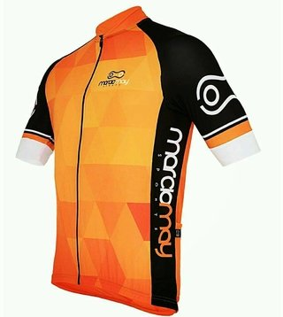 Camisa Sport Márcio May Orange