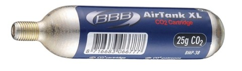 AIRTANK CO2 XL 25G - BMP-38 - comprar online