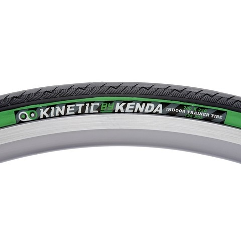 PNEU P/ ROLO KINETIC BY KENDA INDOOR 700X23C 125PS na internet
