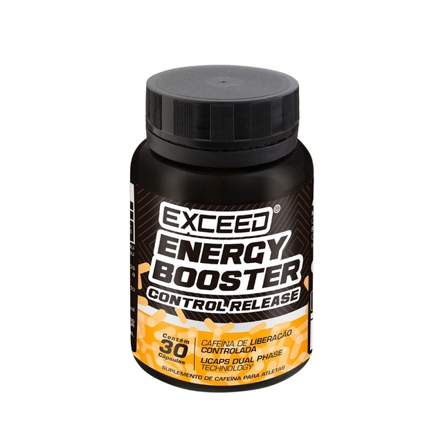 Exceed Energy Booster Control Release 90 cápsulas