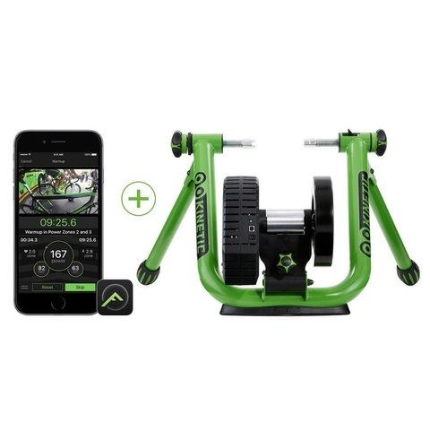 Rolo de Treino Kinetic T-6100 Road Machine Smart (In Ride Integrated) - comprar online