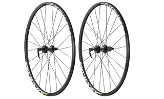 Par Roda Mavic Aksium One Disc 2015