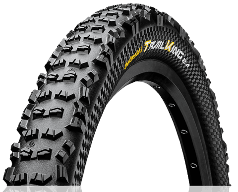 Pneu Continetal TRAIL KING PROTECTION - 240 TPI + BLACK CHILI
