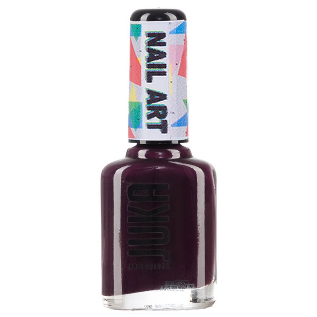 NA40 DARK BORDEUX NAIL ART