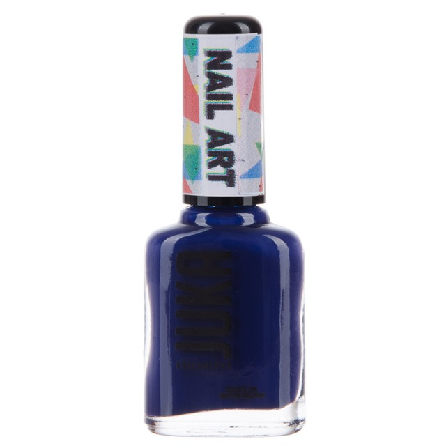 NA82 EMPIRESTATE BLUE NAIL ART