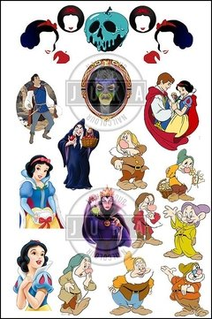 DECALT BLANCANIEVES DECALT