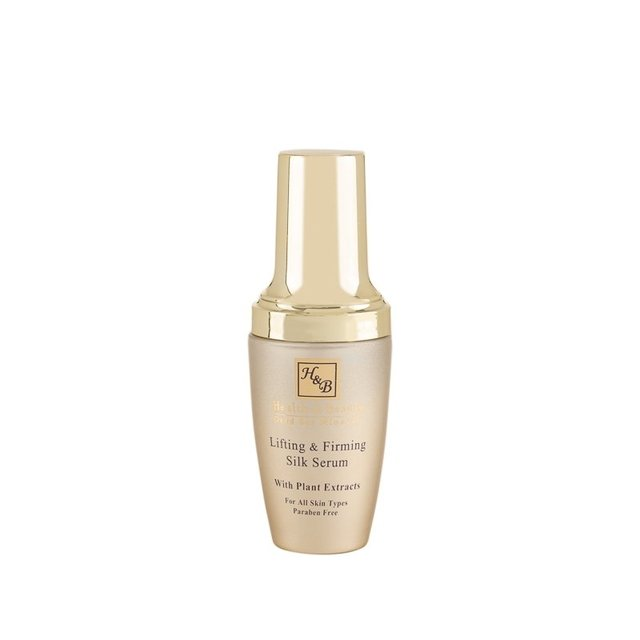 Lifting &firming silk serum