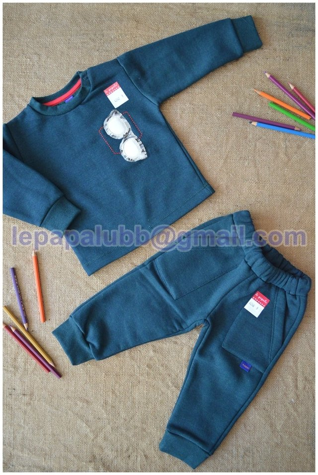 CONJUNTO JOGGING BORDADO
