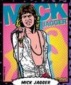 Stickers The Rolling Stones (Pack de 8)