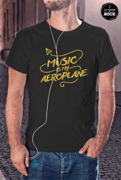 music is my aeroplane