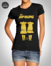The shining remera