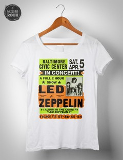 Led Zeppelin 3 en internet