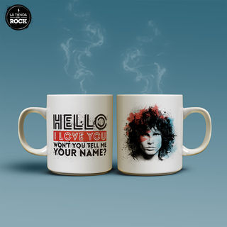 Taza The Doors