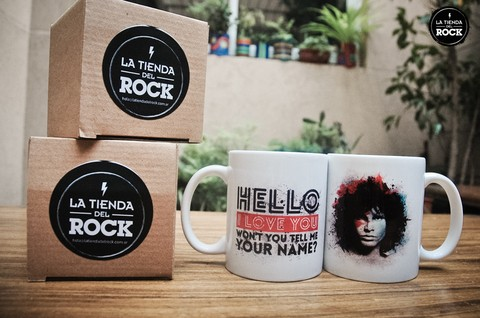 Taza The Doors en internet
