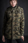 Campera - Army Rock (W)