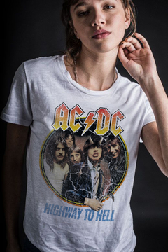 ACDC - Highway To Hell (w)
