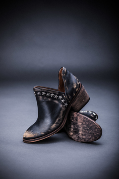 Bota Star Girl Black (w)