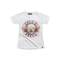 GUNS N ROSE LOGO PINK - KIDS GIRLS - comprar online