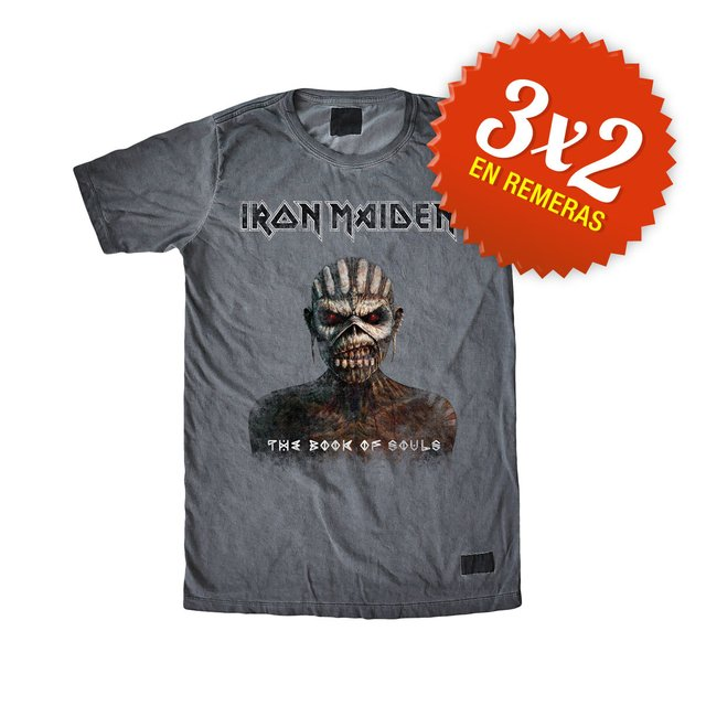 Iron Maiden - The Book of Souls - comprar online