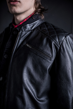 Jacket Leather Motorocker en internet