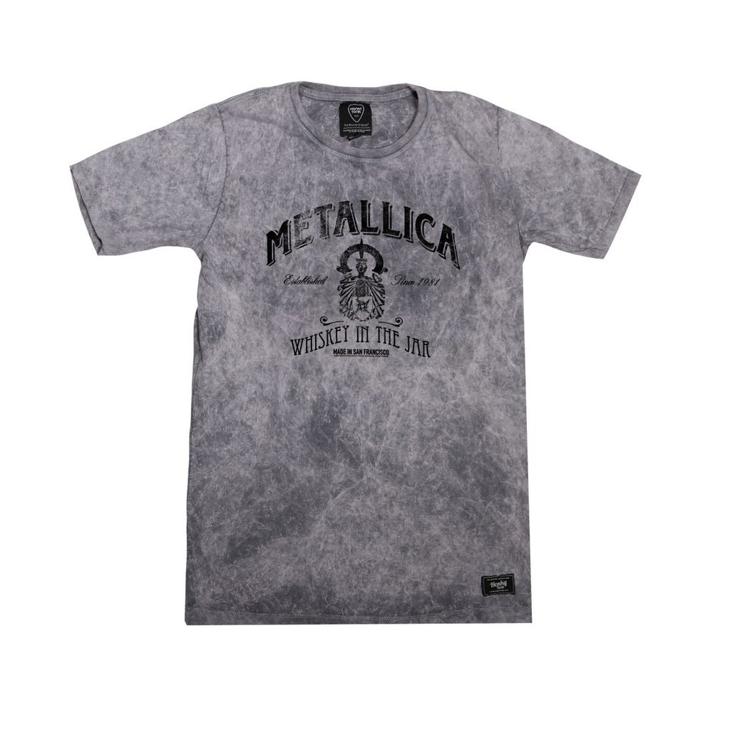 Metallica - Whiskey in the Jar - Honky Tonk Shop 0fa7c93385a1a