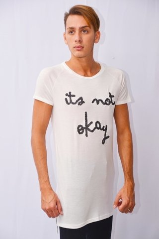 Remera Is Not Okey Art I171123 - Vete al Diablo