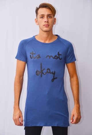 Remera Is Not Okey Art I171123 - tienda online