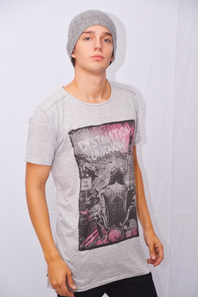 Remera Shark Art V171002 - Vete al Diablo