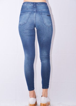 Jean Skinny Blue Woman Art I17R2532A en internet