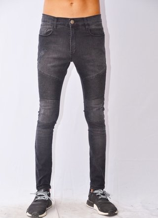 Black Jean AC Art I17C284