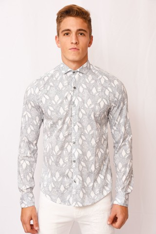 Camisa Estampada Art V183501