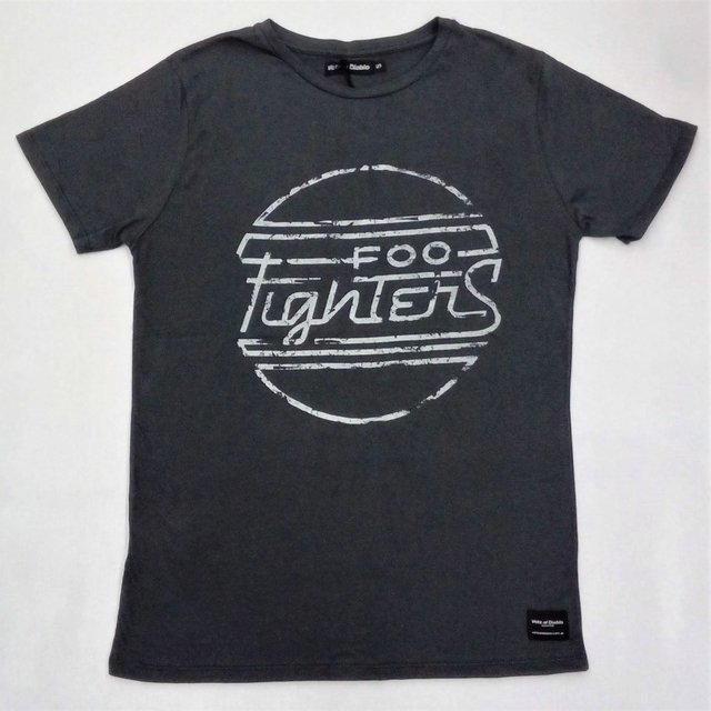 Remera Foo Fighters - comprar online