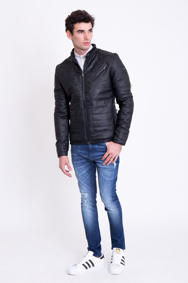 Campera Black Night