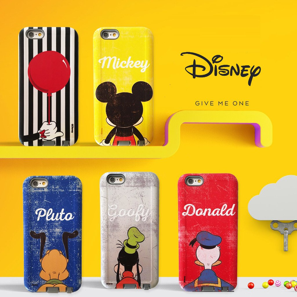 92503eb9607 Funda Protector Disney iPhone 6 6 Plus - Tienda Control