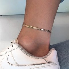 SO BOSSY GOLD ANKLET