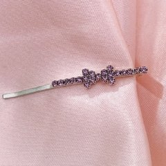 PINK BOW BOBBY PIN