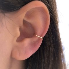 MASTER OF NONE EAR CUFF (x1 a presión)